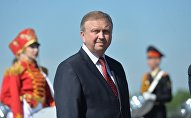 Премьер-министр Андрей Кобяков