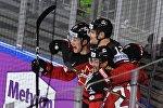 Хоккей. Чемпионат мира. Матч Канада - Россия