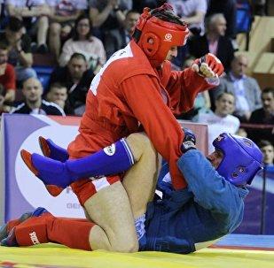 Чемпионат мира по самбо в Минске