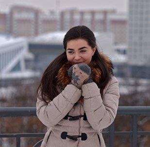 Участница конкурса Ты супер! Дарья Чернова