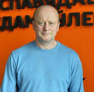 Главный тренер национальной сборной Беларуси по самбо Вячеслав Кот