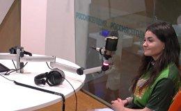 Ты супер!: Даша Чернова и Виктор Дробыш побывали в гостях у Sputnik