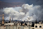 Взрывы в Дамаске, архивное фото