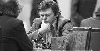 Белорусский шахматист Виктор Купрейчик