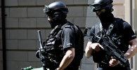 Полиция Манчестера после теракта на концерте Арианы Гранде