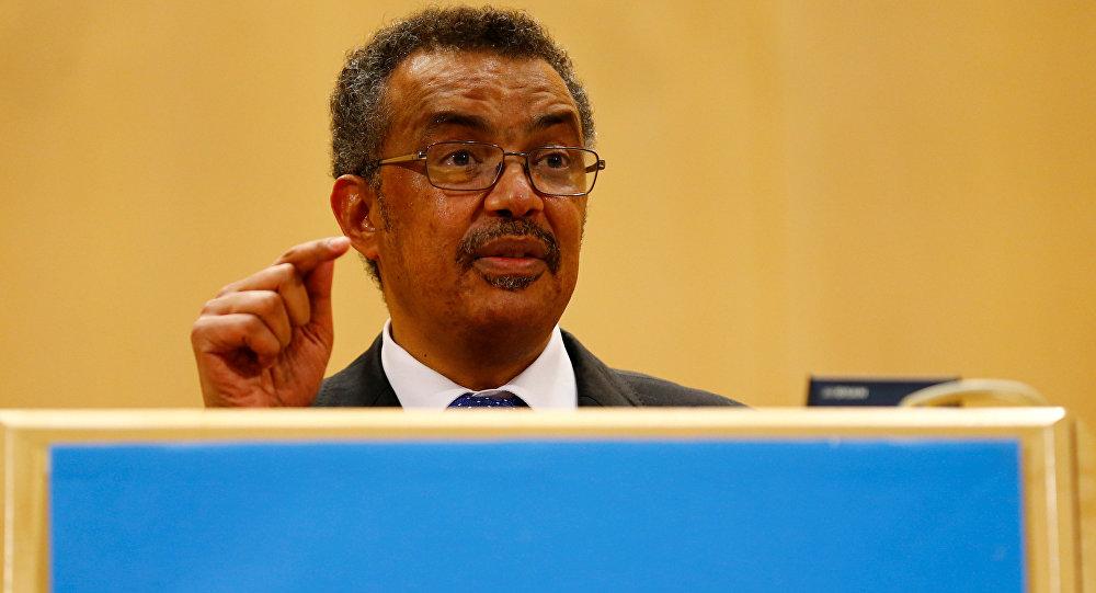 Экс-глава Министерства здравоохранения Эфиопии стал новым гендиректором ВОЗ