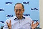Спецдокладчик по ситуации с правами человека в Беларуси Миклош Харашти