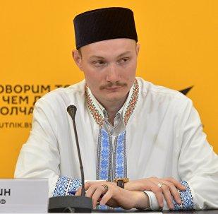 Имам соборной мечети Минска Зариф Зудин