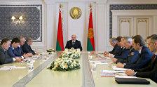 Совещание по развитию хоккея в Беларуси 25 мая 2017 года