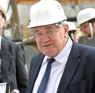 Замминистра энергетики Беларуси Михаил Михадюк