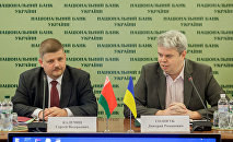 Сергей Калечиц и Дмитрий Сологуб