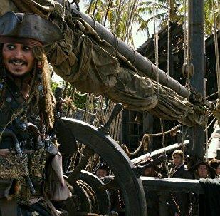 Новая часть фильма Пираты Карибского моря