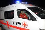 Машина скорой помощи в Турции, архивное фото