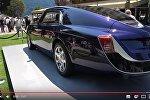 Rolls-Royce представил самый дорогой в мире автомобиль Sweptail