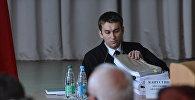 Судья Советского района Гомеля на выездном заседании по иску Милкавиты к сотрудникам предприятия