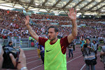 Итальянский футболист Франческо Тотти