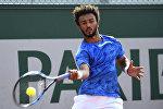Французский теннисист Максим Аму