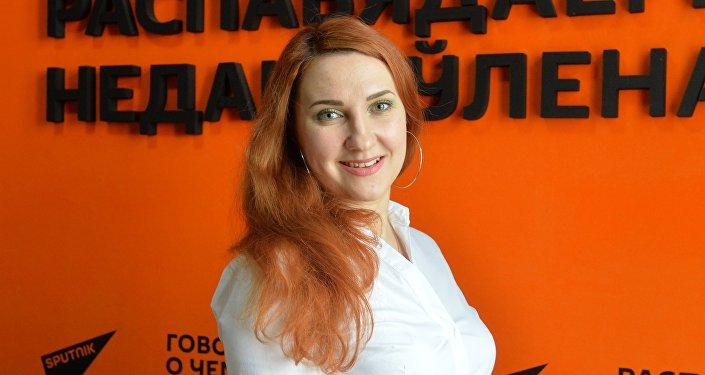 Психолог Оксана Мясникова