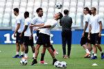 Футболисты итальянского Ювентуса