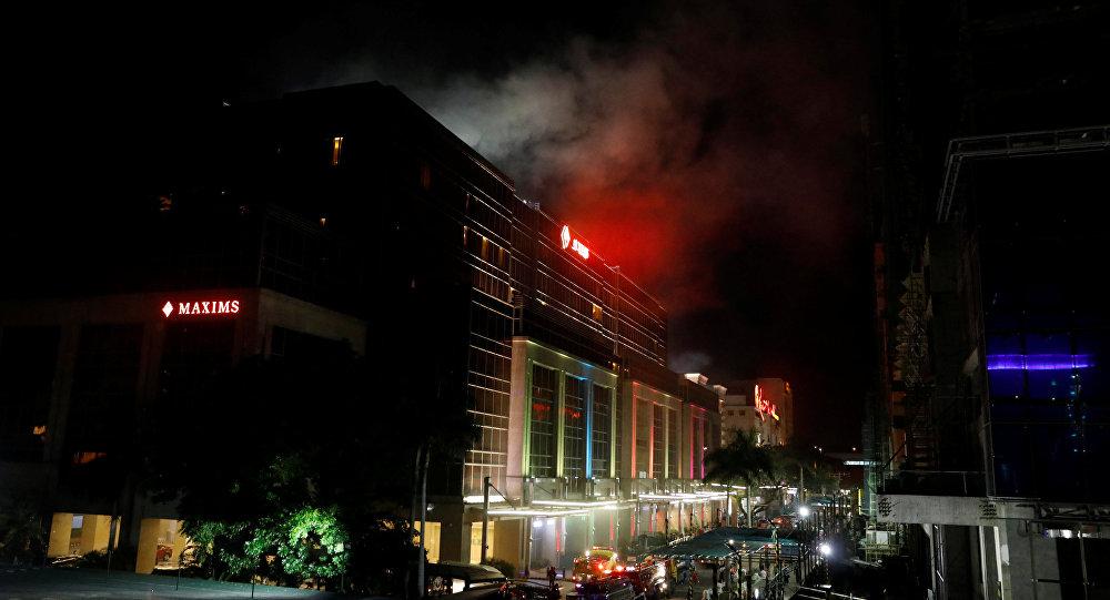 Теракт ИГИЛ: встолице Филиппин взрывы истрельба втуристическом комплексе