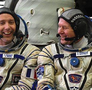 Комплексныя экзаменацыйныя трэніроўкі экіпажаў МКС-50/51