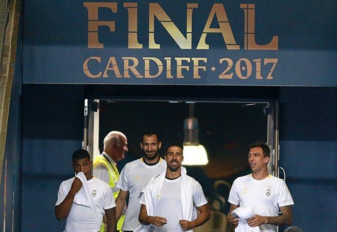 «Ювентус» и«Реал» сыграют финал Лиги чемпионов под крышей