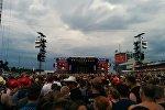 Музыкальный фестиваль Rock am Ring