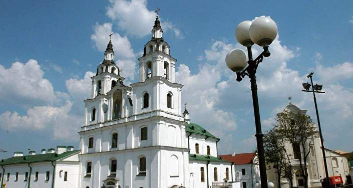Кафедральный собор на площади Свободы