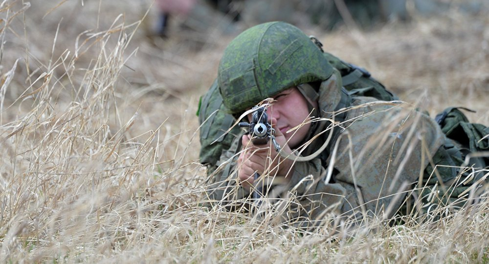 Русские десантники прибыли вБрест наантитеррористические учения