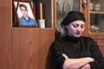 Мама погибшего подростка Татьяна