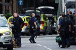 Полиция в Лондоне, архивное фото