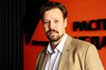 Искусствовед, куратор корпоративной коллекции Белгазпромбанка Александр Зименко