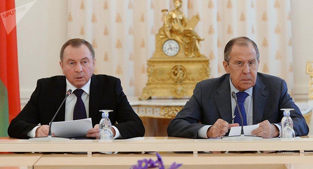 Лавров поведал о новоиспеченной договоренности между Россией и республикой Белоруссией