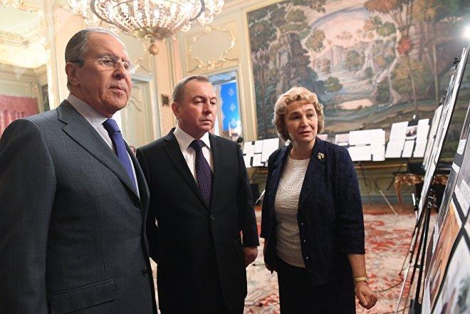Москва иМинск договорились делиться информацией оНАТО