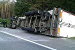 Авария на трассе М6