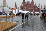 Книжный фестиваль Красная площадь