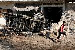 Последствия удара коалиции в Сирии