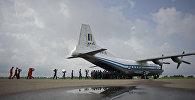 Самолет Shaanxi Y-8, именно такой разбился в Адаманском море