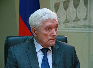 Посол России в Беларуси Александр Суриков