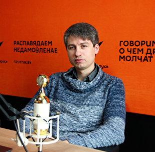 Эксперт в области стратегического позиционирования Евгений Бурый