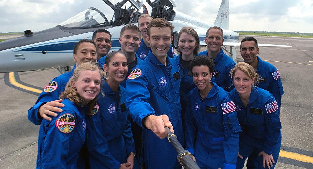 NASA выбрало претендентов для полётов наМарс иЛуну