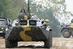 Учения вооруженных сил России и Беларуси