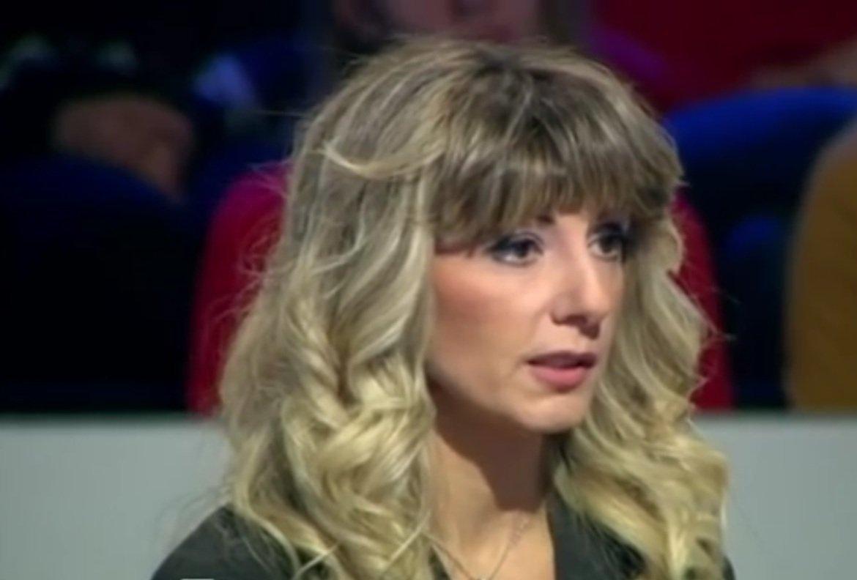 Младшая сестра Елены Воробей Наталья Скрипченко