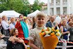 София Курлович на открытии Джазовых вечеров