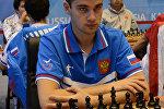 Шахматист Максим Матлаков (Россия), архивное фото