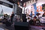 Первый джазовый вечер прошел у Минской ратуши