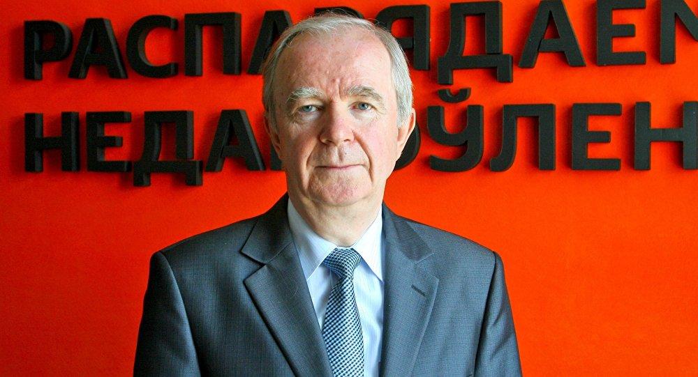 Доктор филологических наук, декан филологического факультета Белорусского государственного университета Иван Ровдо