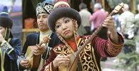 Музыканты фольклорного ансамбля