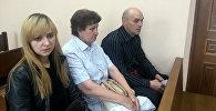 Родственники погибшей в ТЦ женщины