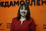 Депутат Палаты представителей Национального собрания Республики Беларусь Анна Канопацкая
